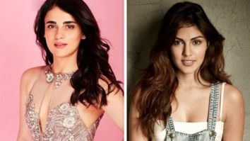 Radhika Madan explains why it is important to speak up for Rhea Chakraborty; says it does not undermine Sushant's right for justice