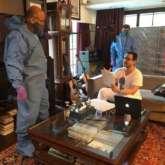 Saif Ali Khan dubs for his next web serieswhich is being helmed by Ali Abbas Zafar