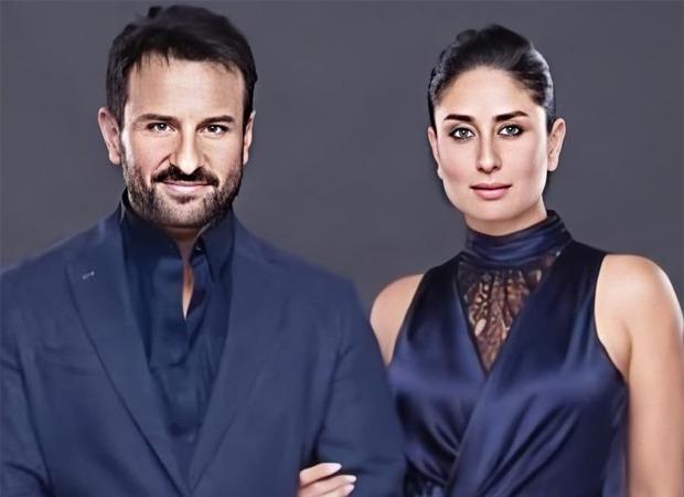 Saif Ali Khan shoots an ad with Kareena Kapoor Khan during lockdown