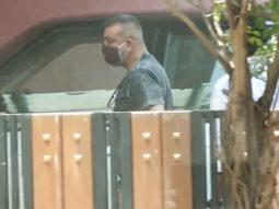 Sanjay Dutt spotted at Yash Raj studios