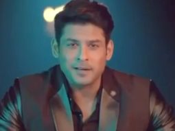 Sidharth Shukla looks like the epitome of cool in his all-black ensemble for the new promo of Bigg Boss 14