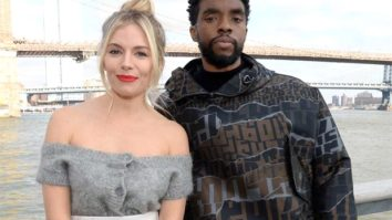 Sienna Miller reveals late Chadwick Boseman took pay cut in 21 Bridges