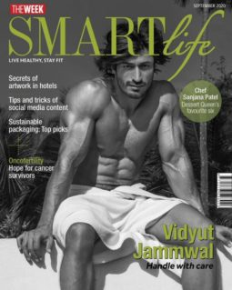 Vidyut Jammwal On The Covers Of Smart Life
