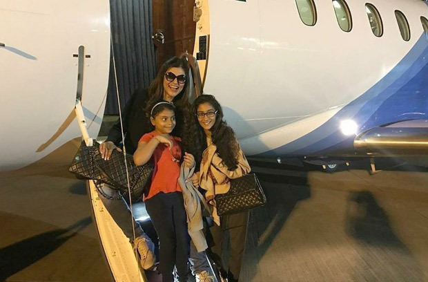 Sushmita Sen pens an endearing note as her daughter Renee turns 21