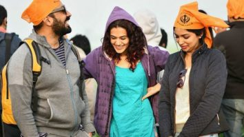 Taapsee Pannu and Vicky Kaushal celebrate 2 years of Anurag Kashyap's Manmarziyaan