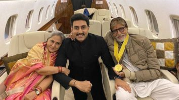 The Bachchans get their second swanky Mercedes delivered; details inside