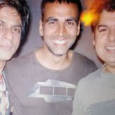Sajid Khan shares a 11-year-old picture with Akshay Kumar and Shah Rukh Khan