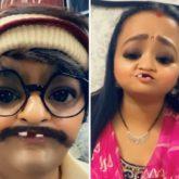 The Kapil Sharma Show BTS: Kapil Sharma shares video of his hilarious banter with Bharti Singh