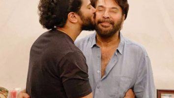 """""""Every day I strive to live upto your incredible standards,"""" writes Dulquer Salmaan wishing father Mammooty on his birthday"""