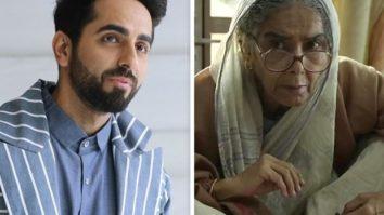 Ayushmann Khurrana wishes a speedy recovery to his Badhaai Ho co-star Surekha Sikri