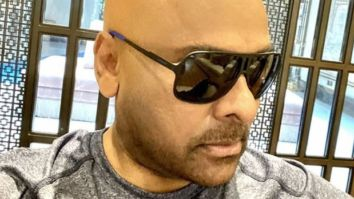 Chiranjeevi reveals his new look; calls himself the Urban Monk