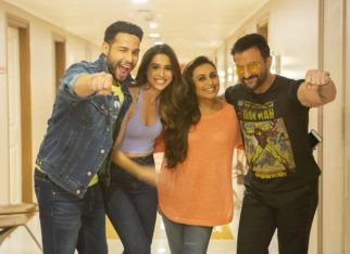 """""""We had a blast on the sets, thanks to the safety measures""""; Bunty Aur Babli 2 team wraps the film with a dhamaal song shoot"""
