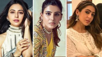 """Sorry Rakul, Sorry Sara,"" writes Samantha Akkineni after NCB denies making a list of Bollywood celebrities in drug probe"
