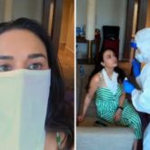 Preity Zinta shares video of her third COVID-19 test in Dubai; reveals she tested negative