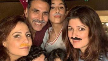 Twinkle Khanna shares a photo with Akshay Kumar and family as they celebrate their son Aarav's 18th birthday