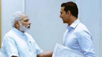 Akshay Kumar wishes PM Modi; says 'the nation looks up to you for your dynamic leadership'