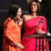 Mira Nair honoured at The TIFF Tribute Awards; Tabu presents the award