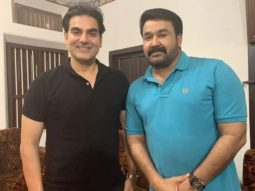 Mohanlal wishes Arbaaz Khan good luck while sharing the trailer of the film Sridevi Bungalow