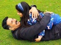 Akshay Kumar wishes his 8-year-old daughter; says she is reason of him still being a 'Big kid'