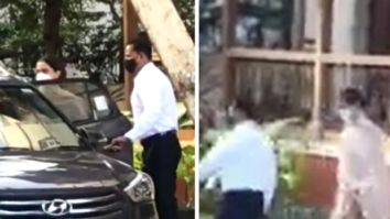 Watch: Deepika Padukone leaves NCB office after questioning