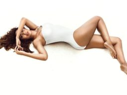 Esha Gupta flaunts her curves in a white monokini in her latest post