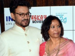Irrfan Khan's wife Sutapa Sikdar says CBD oil should be legalised in India sharing the picture of the hospital were the late actor was treated