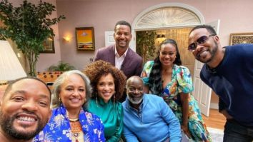 Will Smith teases The Fresh Prince Of Bel-Air 30th anniversary reunion with a special selfie