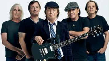 AC/DC unleash new single 'Shot In The Dark', to release highly anticipated album 'Power Up' on November 13, 2020
