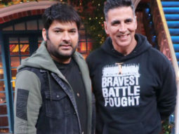 """You bribe my film's marketing team"" : Akshay Kumar tells Kapil Sharma after they shoot an epsiode for Laxmmi Bomb"