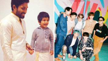 Allu Arjun's son Ayaan adorably dances to the beats of popular band BTS' song 'Idol'