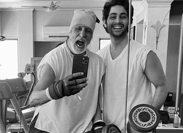 Amitabh Bachchan's grandson Agastya Nanda makes Instagram debut; Navya Naveli, Alia Bhatt and Suhana Khan leave hilarious comments (1)