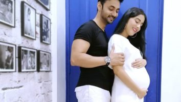 Amrita Rao flaunts her baby bump, reveals she is in her ninth month of her pregnancy
