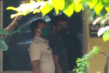 Anurag Kashyap spotted at Versova police station