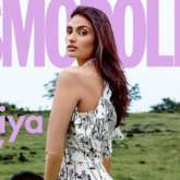 Athiya Shetty's a wild-spirit on Cosmopolitan India cover; talks about feeling comfortable in her own skin
