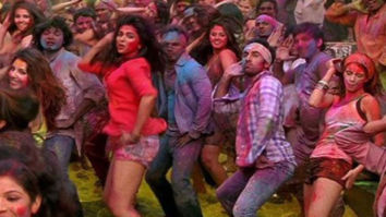 Watch: Here's what went behind the scenes of the song Balam Pichkari from Yeh Jawaani Hai Deewani