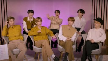 BTS performs 'BLACK SWAN' on The Tonight Show; discuss Dynamite's record-breaking success, high school memories and upcoming 'BE' album