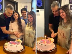 Bhabhiji Ghar Par Hai completes 1400 episodes, producer Binaiferr Kohli is elated