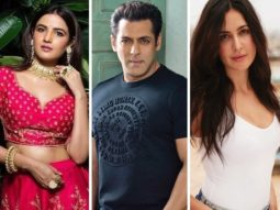 Bigg Boss 14 Jasmin Bhasin couldn't help but blush when Salman Khan addressed her as television's Katrina Kaif