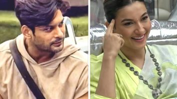 Bigg Boss 14 Sidharth Shukla gets flirty with Gauahar Khan