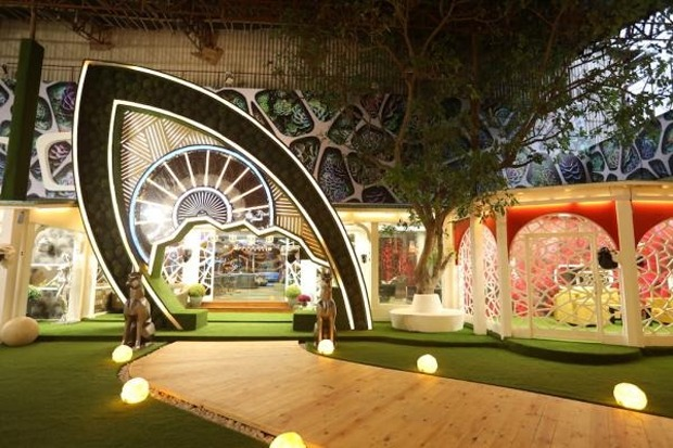 PICTURES: Salman Khan hosted Bigg Boss 14's house gets a lavish and luxurious makeover