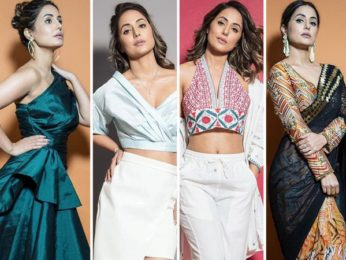CHIC AND CLASSY Hina Khan's looks from Bigg Boss 14 would inspire you to up your fashion game!