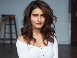 Fatima Sana Shaikh starts dubbing for her upcoming movie Suraj Pe Mangal Bhari
