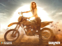 Movie Wallpapers Of The Movie Ganapath - Part 1