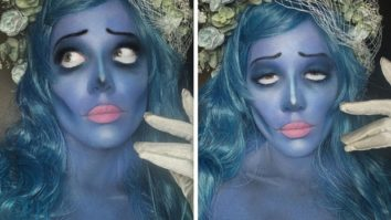 Halloween 2020: Halsey transforms into Tim Burton's Corpse Bride and it will haunt you