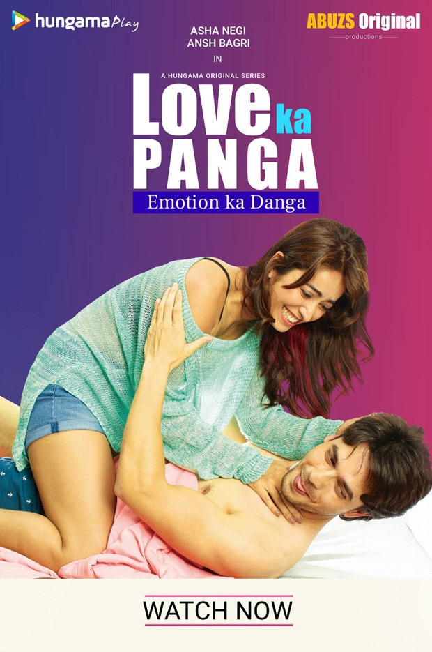 Hungama Play's Love ka Panga is the romantic comedy you need to escape from reality
