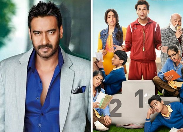 """I think the whole script is very inspirational"" - says producer Ajay Devgn on Rajkummar Rao & Nushrratt Bharuccha starrer Chhalaang"