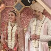 INSIDE PICTURES: Kajal Aggarwal and Gautam Kitchlu get hitched in traditional ceremony and the photos are dreamy