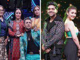 India's Best Dancer celebrates folk-fusion theme with Illa Arun, Guru Randhawa, and Dhvani Bhanushali