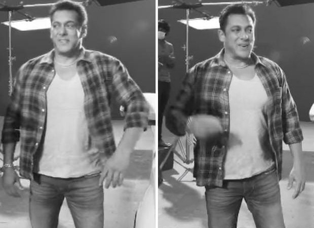 """""""It's a wrap"""" - says Salman Khan as he completes the shooting of Radhe: Your Most Wanted Bhai"""