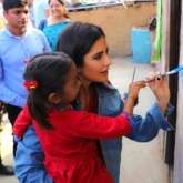 Katrina Kaif champions right to quality education and gender equality among young girls in rural India